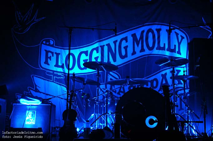 FLOGGING MOLLY:  Flogging Molly