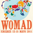 Womad Cáceres 2011